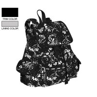 LeSportsac Voyager Backpack Wild Flowers