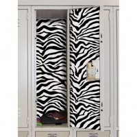 Locker Wallpaper- Zebra