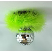 Rockin' Disco Ball Lime