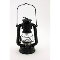 Hurricane LED Lantern black- small