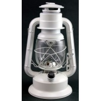 Hurricane LED Lantern white- large