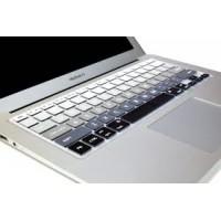 Flapjacks- Flexible Keyboard Cover- Black Dawn