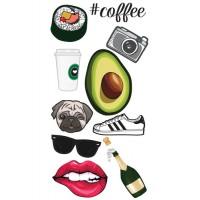 Decals- Coffee- iDecoz