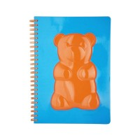 Gummy Bear Journal -Orange