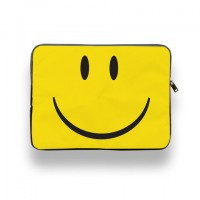 Laptop Sleeve- Smiley 13""