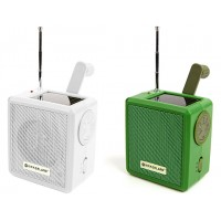 Solar Powered/ Hand Crank Radio