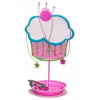 Cupcake Jewellery Holder