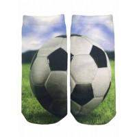 -Printed Socks- Soccer
