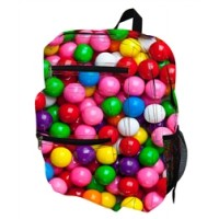 Backpack- Candy- Gumball