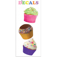 Decal- Cupcakes - Small- iscream