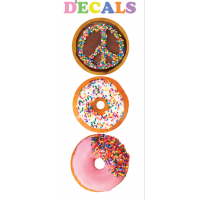 Decals- Donuts- Small- iscream