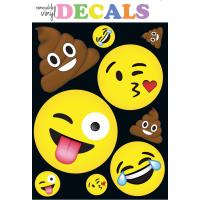 Decal- Emoji- Large- iscream