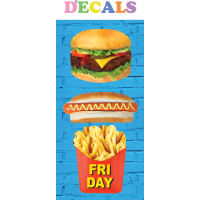 Decal- Junk Food - Small- iscream