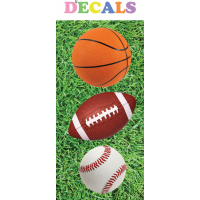 Decal- Sports - Small- iscream