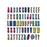 Decals- Letters- Coloured