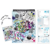 Activity Book Games 2 Go