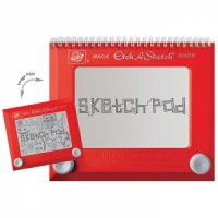 Activity Book Etch A Sketch