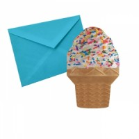Notecards Soft Serve