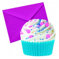Notecards Cupcake- New
