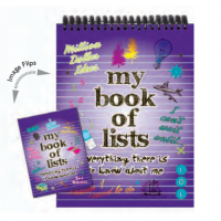 Activity Book- Book of Lists