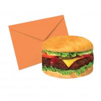 Notecards Cheeseburger