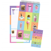 Seal and Send Ice Cream Party Stationery