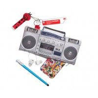 Retro Pocket Boombox