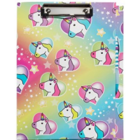 Clipboard Set - Unicorn