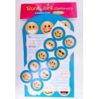 Foldover Cards Emoji- Bunk Junk