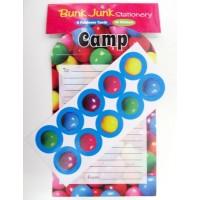 Foldover Cards Gumballs- Bunk Junk