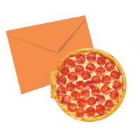 Notecards Pizza Scented