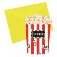 Notecards Popcorn