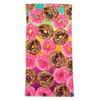 Towel- Crazy Donuts