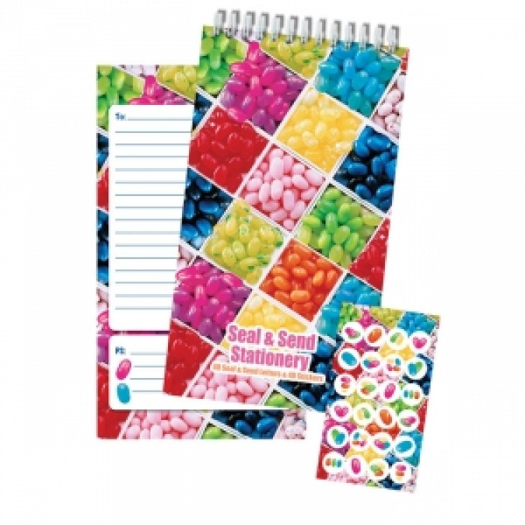 Stationery Amp Clipboards Seal And Send Jelly Beans Stationery