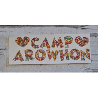 Camp Clings- Arowhon