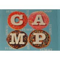 Bunk Pillowcase-CAMP