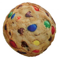 Microbead Pillow Candy Chip Cookie- SCENTED
