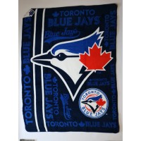 Blanket - Blue Jays Sherpa