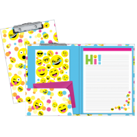 Clipboard Set - Confetti Emoji