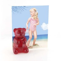 Gummy Bear Photo Holder