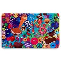 Mat- Pow Emoji & Sweets