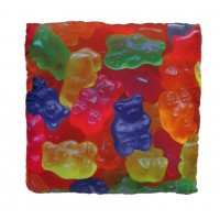 Autograph Pillow- Gummy Bears