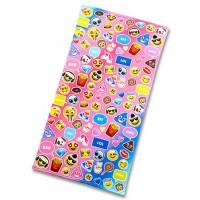Towel- Rainbow Emoji